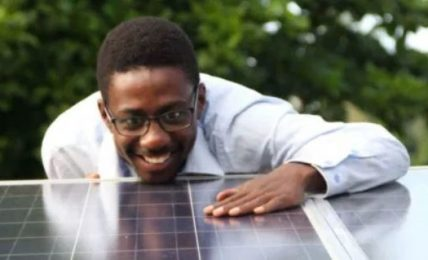CHANGING THE FACE OF GREEN ENERGY IN AFRICA