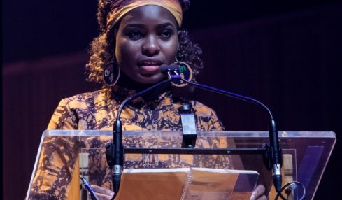 Ugandan activist is putting African climate change on the global map