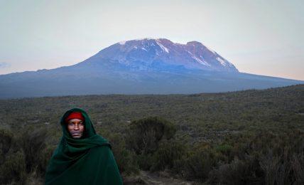 Magnificent Mount Kili in danger