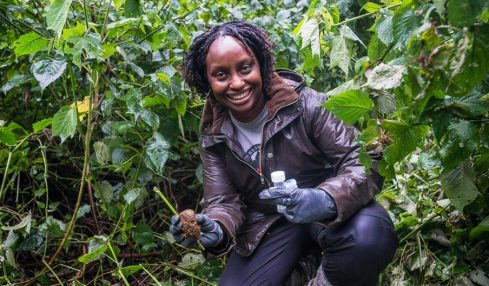 African female veterinarian wins top global environmental prize