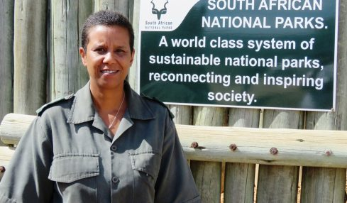 SANParks Appoints New Head Ranger For The KNP