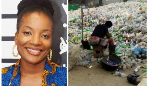 Waste becomes valuable as one woman's vision changes a nation