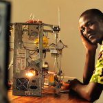 Africa's first 3D computer made from e-waste is a major success story