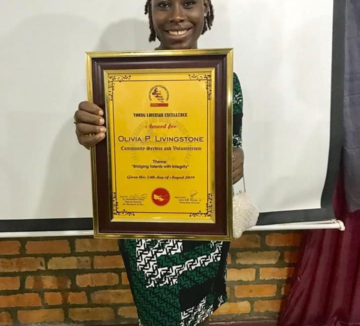 African female entrepreneur becomes global leader for environmental issues