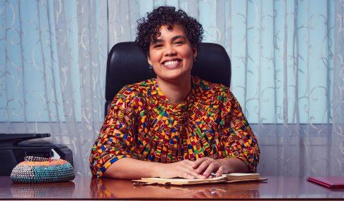 Young Angolan environmentalist receives prestigious global prize