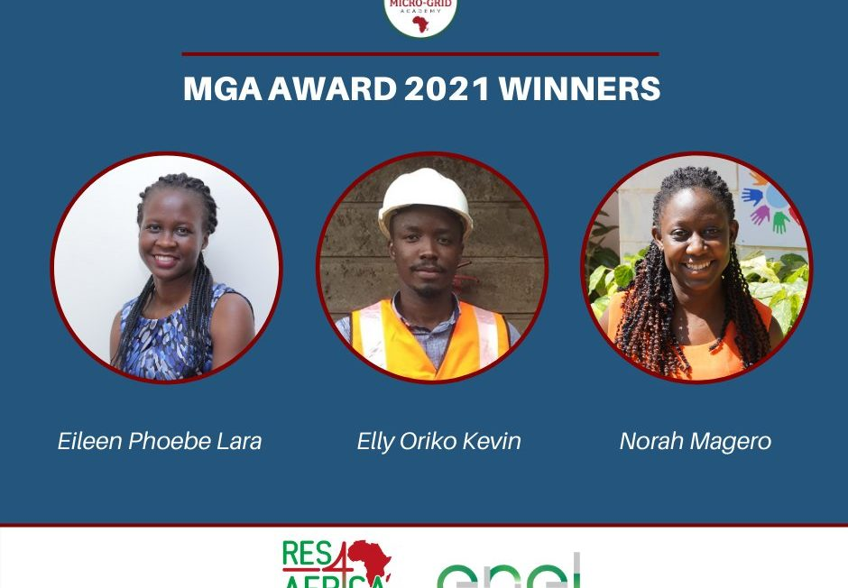 Three young African women win international awards for innovation