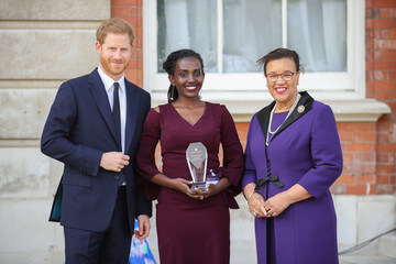 Young Rwandan inspires a generation of green innovators with her success