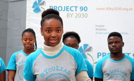 Teenage African climate activist a driving force against climate change