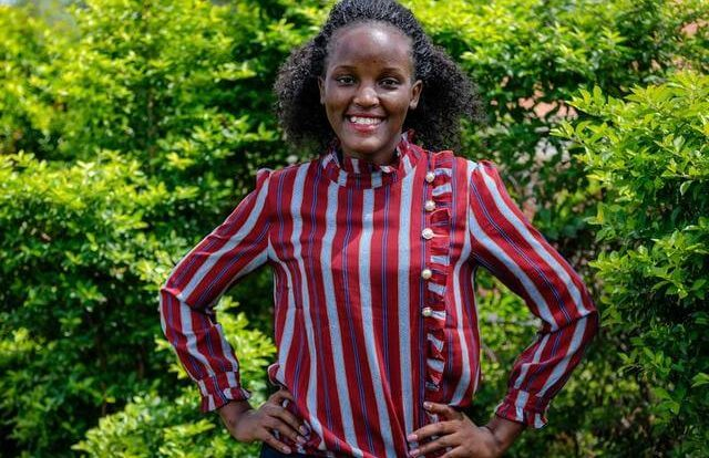 Young Ugandan climate activist takes on First World carbon emitters