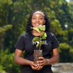Young Kenyan green activist is creating a healthier planet for all