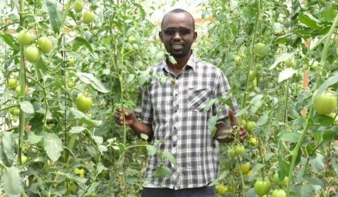 Young entrepreneur a driving force in agri industry in Africa