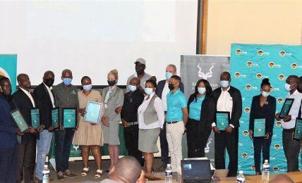 SANParks FNB Business Incubation Programme Graduation Celebrates Excellence