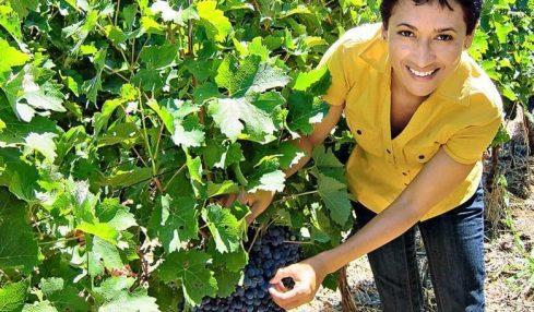 Carmen Stevens - powerhouse in the wine industry